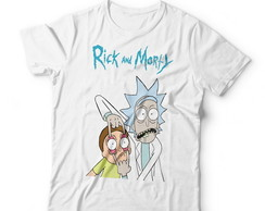 Camiseta Rick and Morty - Olha!