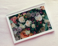 Planner Flores - Modelo 02
