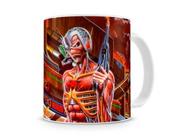 Caneca Iron Maiden somewhere in time