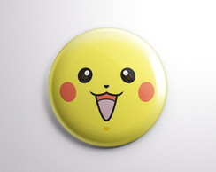 Bottons Pokemon - Button Boton