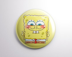 Bottons Bob Esponja - Button Boton