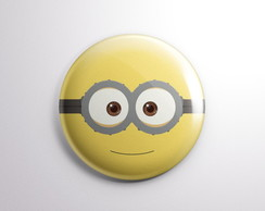 Bottons Minions - Button Boton