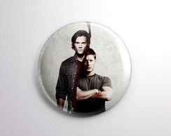 Bottons Supernatural - Button Boton
