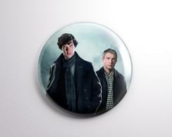 Bottons Sherlock - Button Boton
