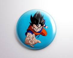 Bottons Dragon Ball - Button Boton