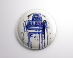 Bottons Star Wars - Button Boton