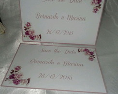 Save the Date Bernardo e Marina