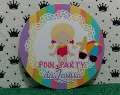 pool party aplique