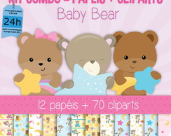 Kit Digital Completo BABY BEAR