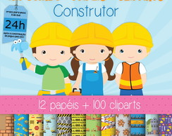 Kit Digital Completo CONSTRUTOR