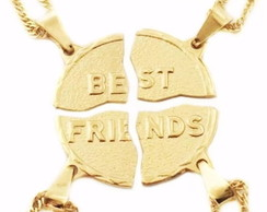 COLAR Best Friends 4pçs