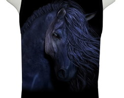 Camiseta Cavalo Face - Regata