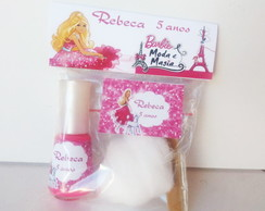 Kit Manicure Barbie