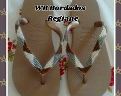 Havaiana rose gold