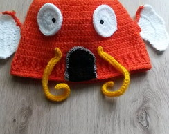 Touca de Croche magikarp pokemon