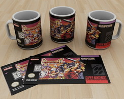 Caneca Super Nintendo Brerth Fire 2
