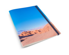 Sketchbook A5: Deserto do Atacama, Chile