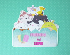 Patches da lily&puka - friends for life