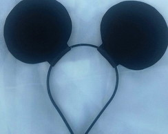 Tiara orelha do Mickey