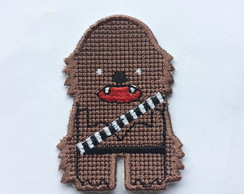 PATCH STAR WARS CHEWBACCA TERMOCOLANTE