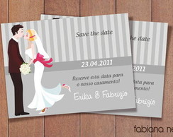 ímã save the date