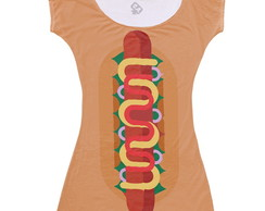 Vestido Hot Dog
