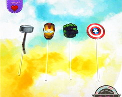 Topper doces Avengers