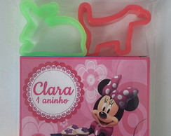 Kit Massinha Minnie Rosa
