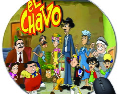 Mouse Pad Personalizado - Chaves