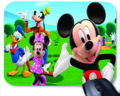 Mouse Pad Personalizado - Mickey Mouse
