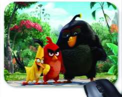 Mouse Pad Personalizado - Angry Birds