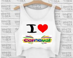 Cropped - I love carnaval