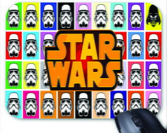 Mouse Pad Personalizado - Star Wars