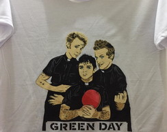 Camisa Green Day