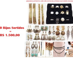 Kit c/ 330 Pares de Brincos