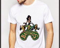 Camiseta Geek Games Battletoads