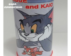 Tom e Jerry - Cofrinhos Personalizados