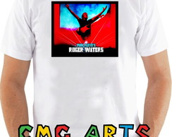 camiseta roger waters us + them pink floyd turne 2018