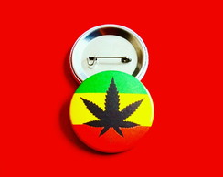 Button: Marijuana