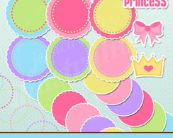 Kit Digital Scrapbook Frames 54