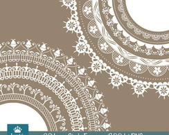 Kit Digital Scrapbook Frames 67