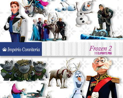 Kit Digital Scrapbook Frozen 6
