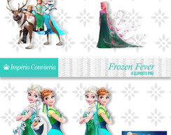 Kit Digital Scrapbook Frozen 8