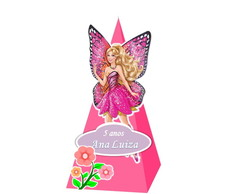 Piramide Barbie butterfly