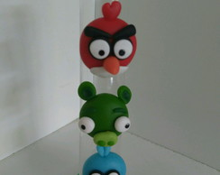 TUBETES ANGRY BIRDS DE BISCUIT