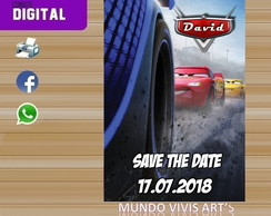 SAVE THE DATE DIGITAL CARROS