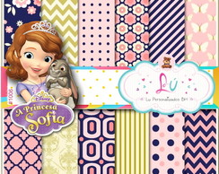 Papel digital Princesa Sofia