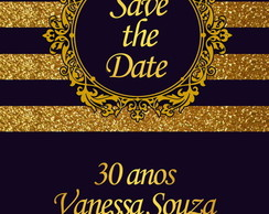 SAVE THE DATE FESTA 30 ANOS
