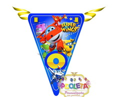 Bandeirola super wings