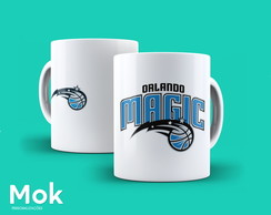 Caneca Orlando Magic NBA
